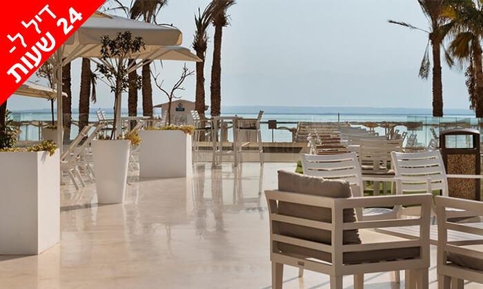 8 דיל ל-24 שעות: חבילת ספא עם עיסוי בספא מלון הוד המדבר, ים המלח