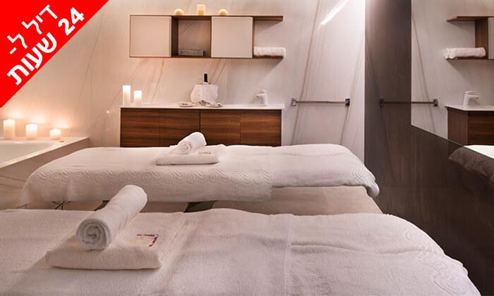 5 דיל ל-24 שעות: חבילת ספא עם עיסוי בספא מלון הוד המדבר, ים המלח