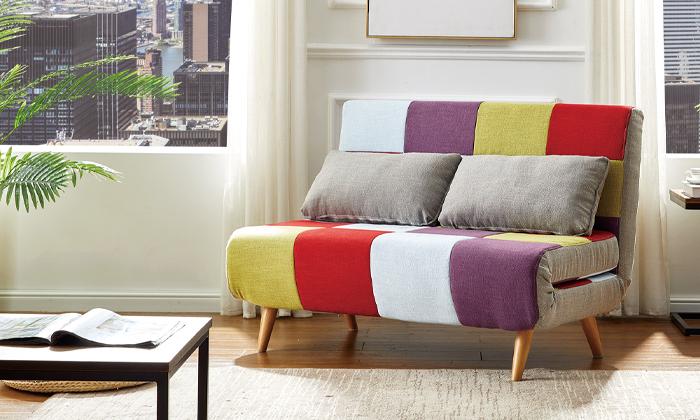5 ספה נפתחת למיטה HOME DECOR