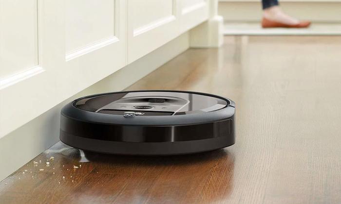 5 שואב אבק איירובוט iRobot