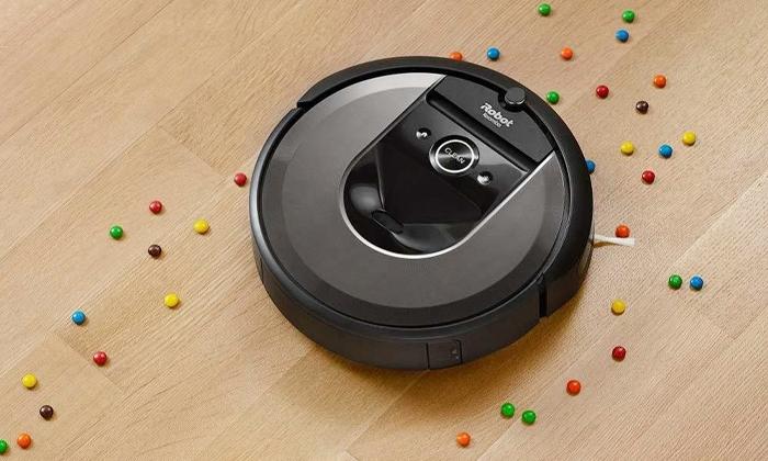 7 שואב אבק איירובוט iRobot