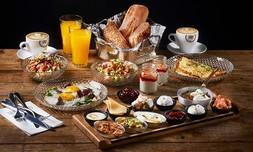 ארוחת בוקר זוגית כשרה בקפה קפה
