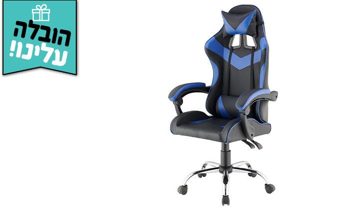 3 כיסא גיימרים אורתופדי NINJA Extrim - משלוח חינם