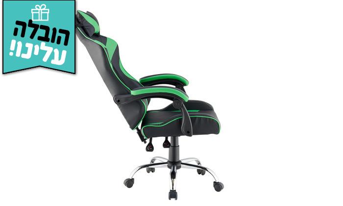 5 כיסא גיימרים אורתופדי NINJA Extrim - משלוח חינם