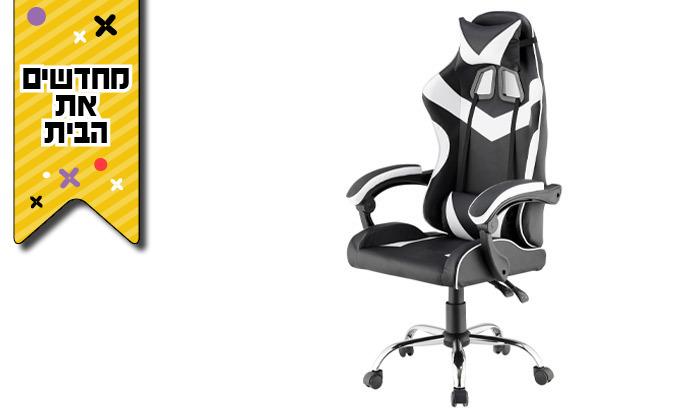 5 כיסא גיימרים אורתופדי NINJA Extrim