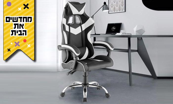 9 כיסא גיימרים אורתופדי NINJA Extrim