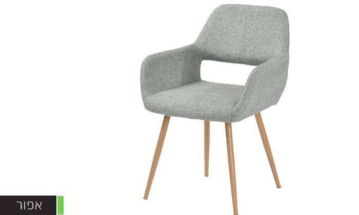 6 כיסא פינת אוכל Homax דגם פאוול
