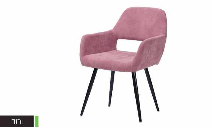9 כיסא פינת אוכל Homax דגם פאוול