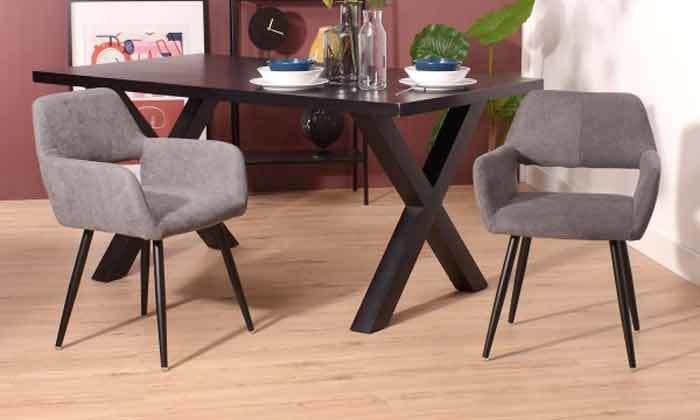 16 כיסא פינת אוכל Homax דגם פאוול