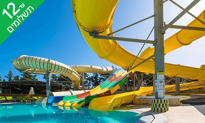 5 הכול כלול בכרתים למשפחות - מלון עם פארק מים