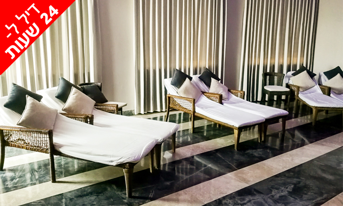 7 דיל ל-24 שעות: חבילת ספא עיסוי במלון רמדה, נתניה