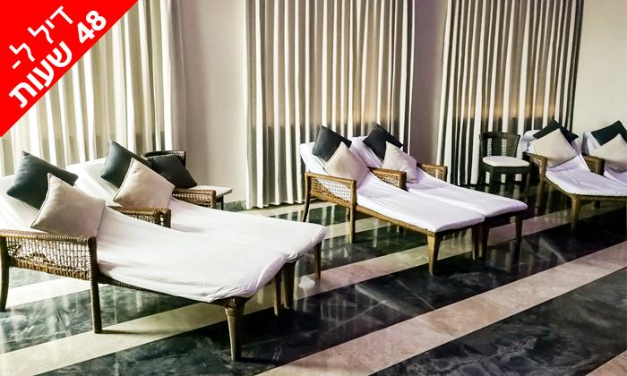 7 דיל ל-48 שעות: חבילת ספא עם עיסוי במלון רמדה, נתניה