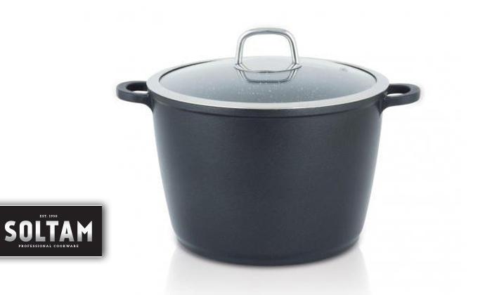 סולתם SOLTAM: סיר מרק בנפח 5.5 ליטר