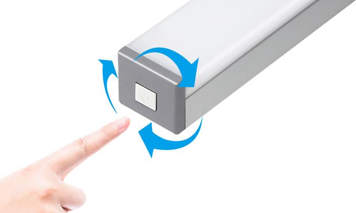 3 מנורת לד בטעינת USB