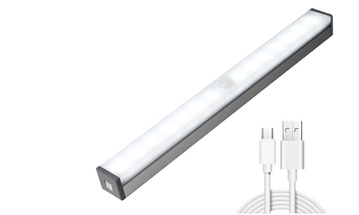 4 מנורת לד בטעינת USB