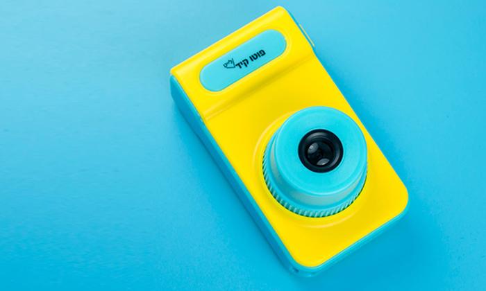 6 מצלמה לילדים פוטו קיד לייט