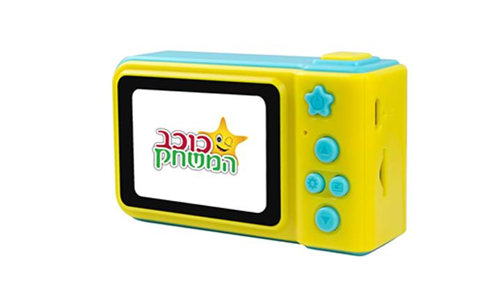 3 מצלמה לילדים פוטו קיד לייט