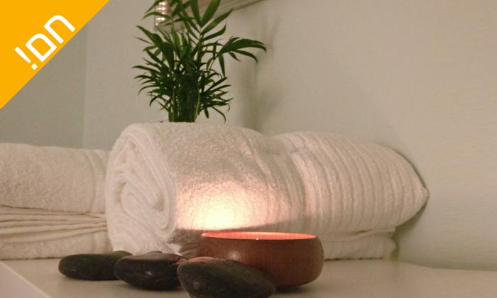 5 שעת עיסוי ב-Soul & Body healing Studio, קרית חיים