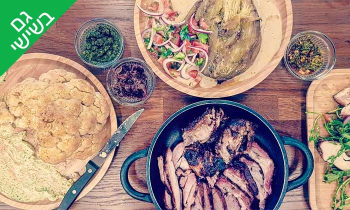 5 ארוחת בשרים זוגית במסעדת בוצ'ר Butcher, קריית טבעון