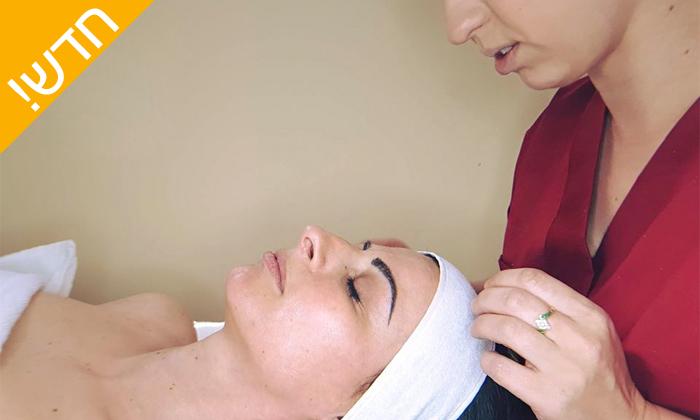 2 טיפולי פנים בקליניקה לאסתטיקה מתקדמת Mint clinic, ירושלים