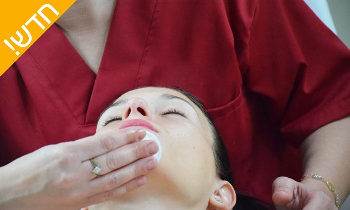3 טיפולי פנים בקליניקה לאסתטיקה מתקדמת Mint clinic, ירושלים