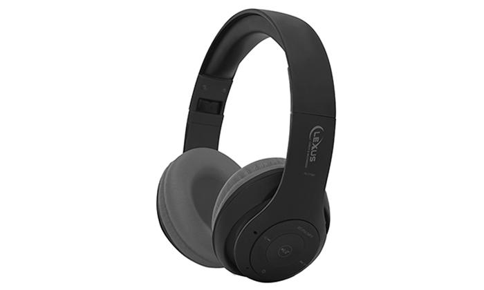 6 אוזניות בלוטוס לקסוס LEXUS