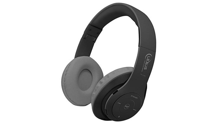 2 אוזניות בלוטוס לקסוס LEXUS