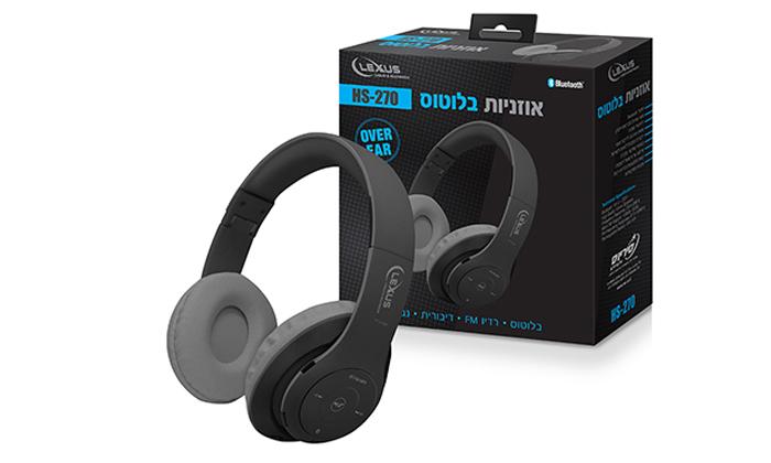 5 אוזניות בלוטוס לקסוס LEXUS