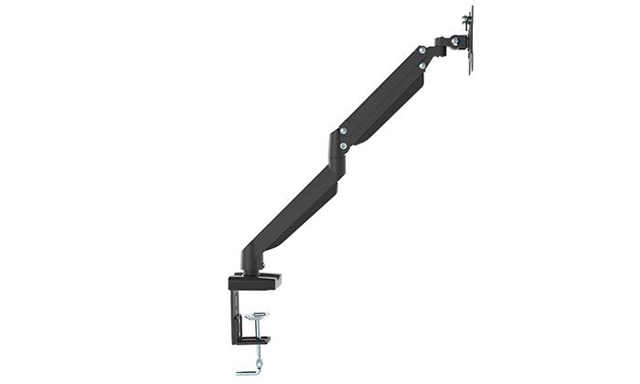 5 מתקן תלייה שולחני למסך מחשב עם זרוע טלסקופית