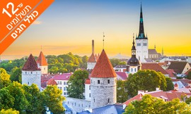 מאורגן לליטא, לטביה ואסטוניה