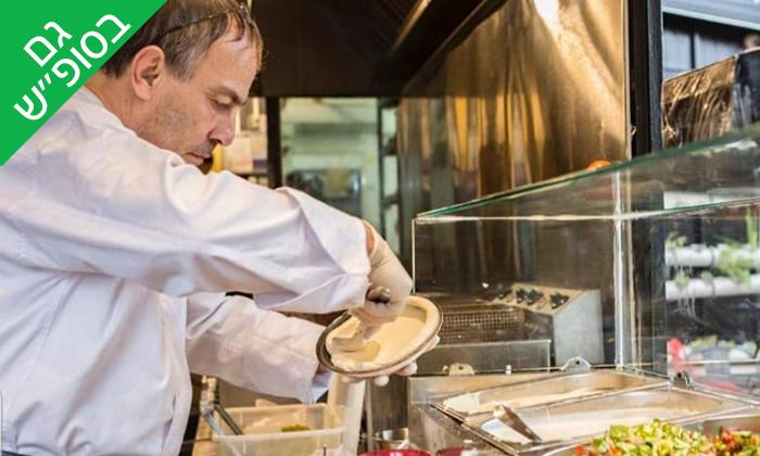 8 ארוחה זוגית במסעדת אבו שוקרי, אבו גוש
