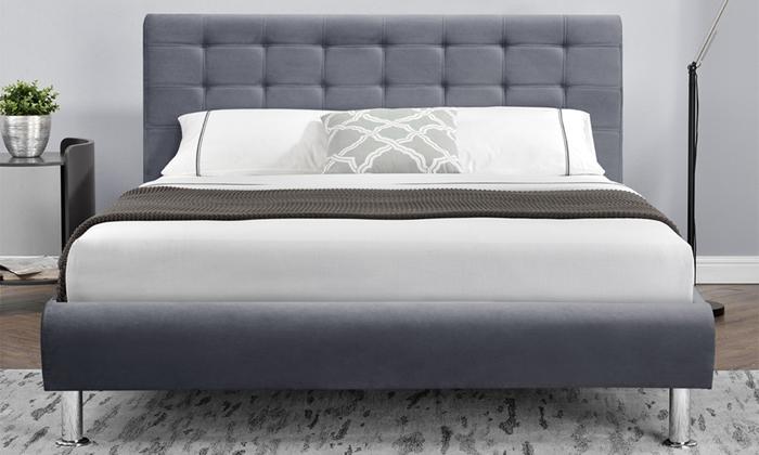 3 מיטה זוגית הום דקור HOME DECOR, דגם מיקה