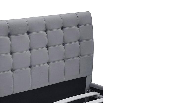 5 מיטה זוגית הום דקור HOME DECOR, דגם מיקה