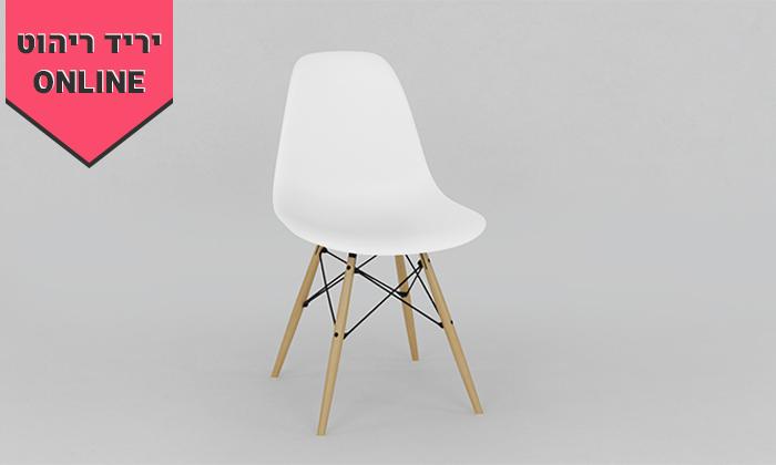 10 פינת אוכל עם 4 כיסאות דגם בראגה