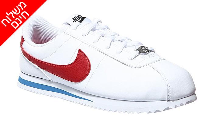 11 נעלי סניקרס לנשים ולנוער נייקי NIKE - משלוח חינם