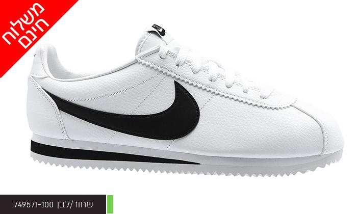 3 נעלי אופנה לגברים NIKE - משלוח חינם