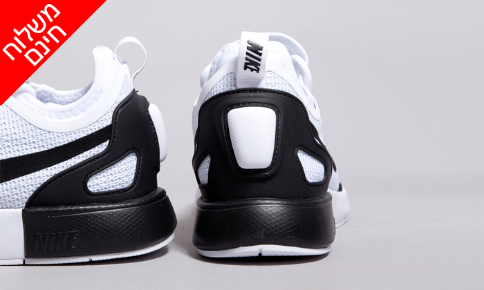10 נעלי אופנה לגברים NIKE - משלוח חינם