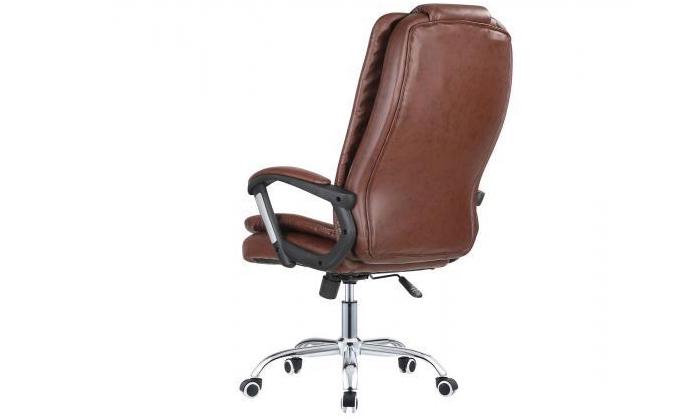8 כיסא מנהלים BRADEX