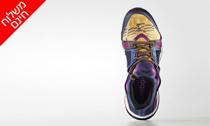 11 נעלי נשים אדידס adidas מסדרת BOOST  - משלוח חינם