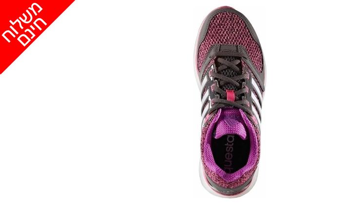 12 נעלי נשים אדידס adidas מסדרת BOOST  - משלוח חינם