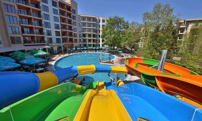 2 קיץ הכול כלול בוורנה - מלון מומלץ עם פארק מים