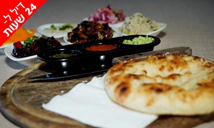 7 ל-24 שעות: ארוחה זוגית במסעדת פאפאגאיו Papagaio הכשרה בהרצליה