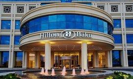 קיץ ב-Hilton באקו, כולל סופ''ש