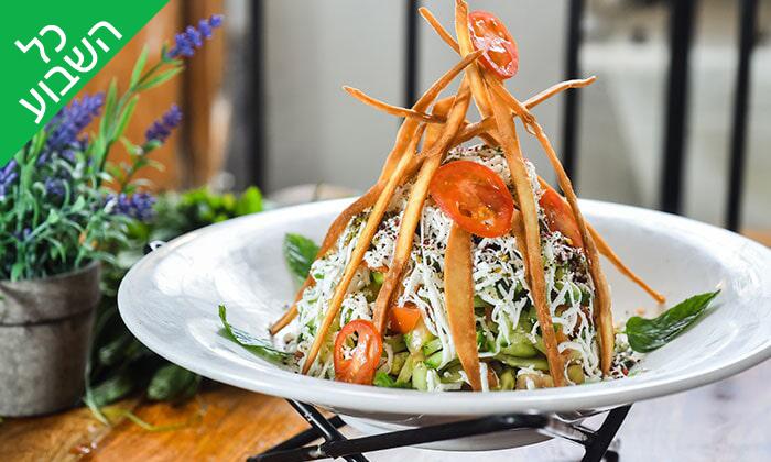 3 ארוחה זוגית במסעדת השמן והזיתים, נצרת