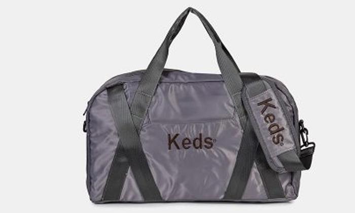 3 תיק ספורט KEDS - משלוח חינם