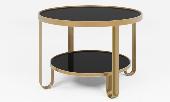 3 שולחן עגול לסלון