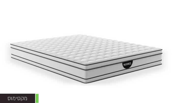 5 שמרת הזורע: מיטה זוגית עם מגירת אחסון