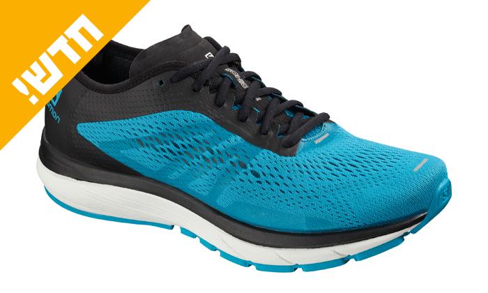 4 נעלי ריצת כביש לגברים סלומון Salomon