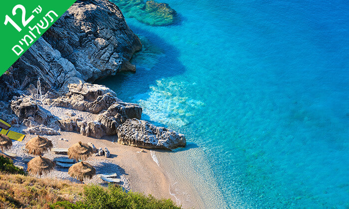 2 אלבניה 5 כוכבים - חופים, אטרקציות ומלון מפנק