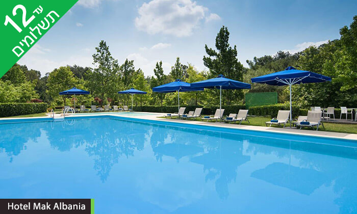 3 אלבניה 5 כוכבים - חופים, אטרקציות ומלון מפנק